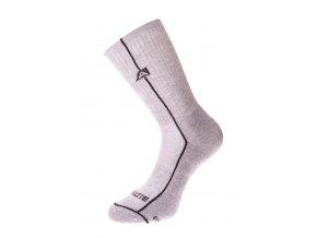 Ponožky Unisex Alpine pro Banff 3 USCN049613 (velikost L)