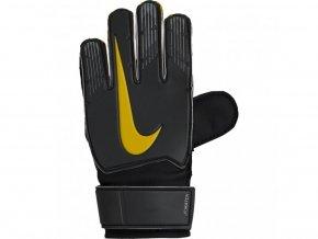Brankářské rukavice nike Junior match gs0368 060 černá (velikost 4)