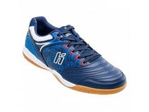 Sálová obuv Huari ELIAS navy lake blue white red (velikost obuvi 41)