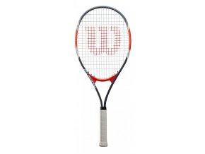 Wilson Fusion XL - tenisová raketa (velikost gripu 2 (4 1/4))