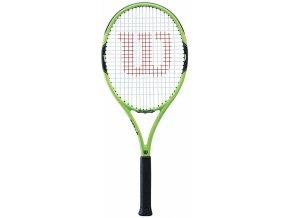 Wilson Milos 100 - tenisová raketa (velikost gripu 3 (4 3/8))