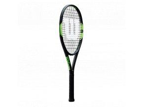 Wilson Milos Tour 100 - tenisová raketa (velikost gripu 3 (4 3/8))