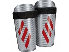 Chrániče adidas X Lite DY2576 silv/hirer (velikost XL)
