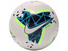Nike Pitch SC3807 100 Fotbalový míč (velikost míče 4)