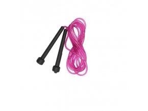57431 svihadlo skip rope fialova barva