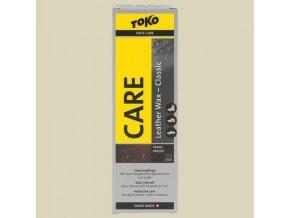57710 toko leather wax 75 ml transparent