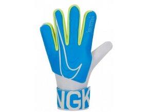 Brankářské rukavice nike  GK match  junior GS3883 486 (velikost míče 4)