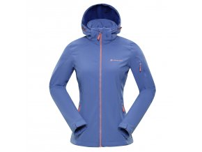 Dámská softshellová bunda Alpine pro Nootka 6 LJCP340673 (velikost L)