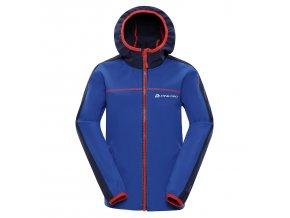Alpine pro Nootko 7 KJCP144682PA Dětská bunda (velikost 104-110)
