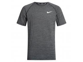Pánské Fitness tričko Nike SLIM NOVELTY 1 BV5647-010 (velikost M)