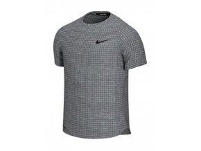 Pánské Fitness tričko Nike SLIM NOVELTY 1 BV5647-068 (velikost XXL)