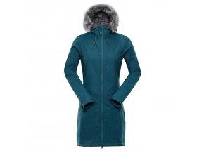 Dámský kabát Alpine pro Priscilla 4 INS. LCTP100599 (velikost L)