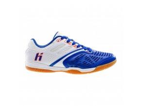 Sálová obuv Huari Jordi teen royal/white/orange (velikost obuvi 37)