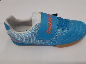Sálová obuv Huari TAcuari junior IC scuba blue/dark saphire (velikost obuvi 29)
