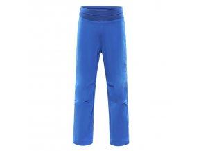 Dětské softshellové kalhoty Alpine Pro Ocio INS. KPAP072682 (velikost 116-122)