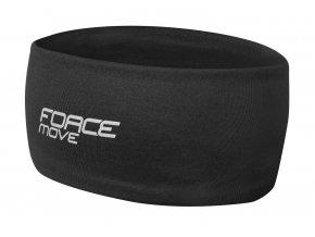 Čelenka force MOve sportovní černá 903160 (velikost L-XL)