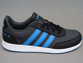 Adidas VS SWITCH 2 K G25921 Carbon/BRBLUE/CBlack (velikost. 5     38)