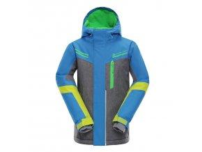 Dětská zimní bunda Alpine pro Sardaro KJCM122674 (velikost 128-134)
