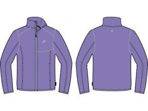 Dět. mikina Alpine Pro Golfiero kswh016887 (velikost: 104-110)