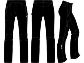 66524 damske soft kalhoty alpine pro muria lpae027990