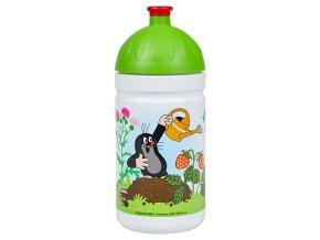 131078 1 zdrava lahev 0 5 l krtek zelena