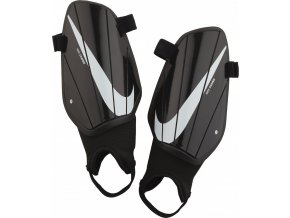 Nike chrániče Charge Soccer Shin Guards SP2164 010 černá/bílá (velikost L)