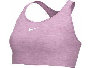 Nike W Medium Support BV3636 693 růžová (velikost XL)