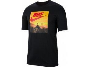Nike M Air SS TOP CK4280 010 černá (velikost S)