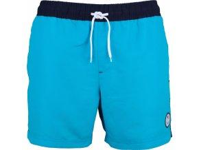 Koupací šortky Stuf JAson 3 tyrkysová modrá