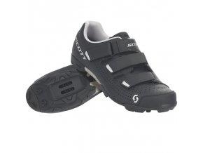 SCOTT MTB Comp RS Mt  black silver (velikost obuvi 42)