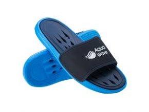 Aquawave Peles navy/lake blue (velikost obuvi 41)