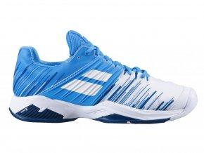 Babolat Propulse Fury All Court M Ehite blue aster (velikost EUR 43)