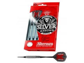 141353 harrows silver arrow 16g k