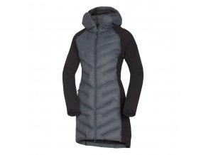 Northfinder Venila BU-4847 319 grey dámský kabát (velikost L)