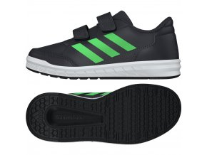 obuv adidas Altasport CF K D96826 (velikost. 3 35,5)