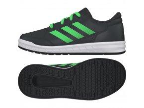 Obuv Adidas AltaSport K D96868 (velikost. 3 35,5)