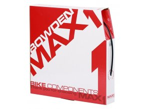147611 bowden max1 4 mm radici cerny box 30 m
