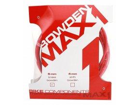 147374 bowden max1 5 mm cerveny baleni 3 m
