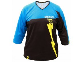 148292 dres rock machine enduro 3 4 rukav vel xl