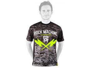 151304 dres rock machine trail camo vel xxl