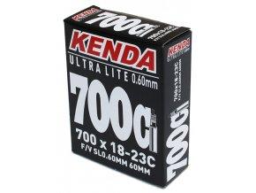 147278 duse kenda 700x18 25c 18 25 622 630 fv 60mm 78g ultralite