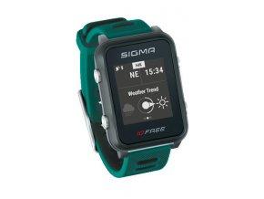 154793 chytre hodinky sigma id free zelene