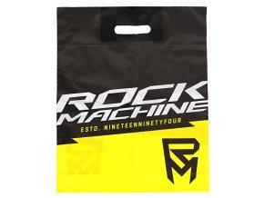149399 igelitova taska rock machine cerna