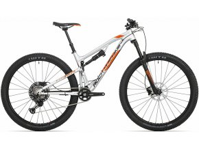 154232 kolo rock machine blizzard xcm 70 29 gloss silver neon orange black l