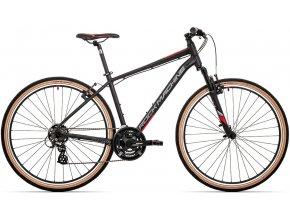 156872 1 kolo rock machine crossride 100 xl mat black dark grey brick red