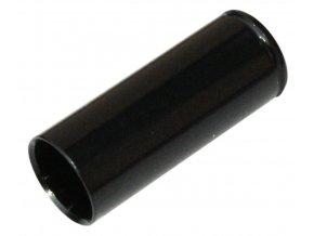 147227 koncovka bowdenu max1 cnc alu 5 mm cerna 100 ks