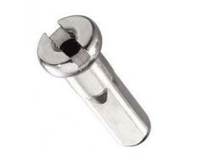 144263 nipl mach1 m2 12mm mosaz stribrny