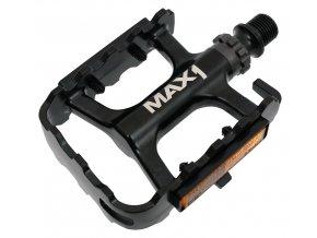 148226 pedaly max1 race loziskove hlinikove cerne
