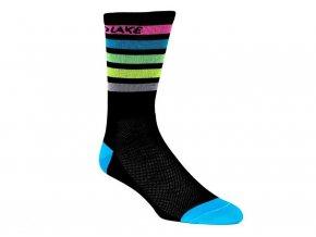155414 ponozky lake socks multicolor vel s 36 39