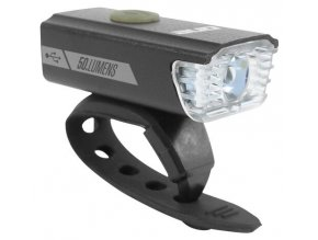 154484 predni svetlo rock machine f light 20 usb 50 lm
